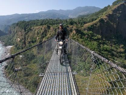 Dem Himmel so nah – Mit dem Motorrad durch Nepal