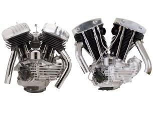 In den letzten Jahren waren 45-Magnum-Motoren wieder in den Fokus gerückt, weil eine Kleinserie dieses amerikanischen Ur-Hot-Rods entstanden war. Paughco bot die Motoren an und baute dazu spezielle Rahmen, bei denen anstatt der Dreigang-Flathead-Getriebe nun Big-Twin-Vierganggetriebe nach Harley-Davidson-Baumuster Verwendung finden konnten