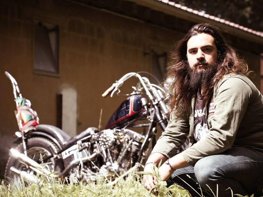 Harley-Davidson Shovelhead – Good times