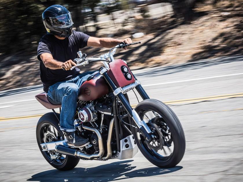 Harley-Davidson Fat Bob – No Bullshit