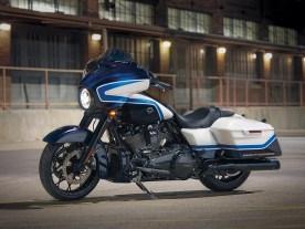 """In mehr oder weniger regelmäßigen Abständen bringt Harley im Zuge seiner """"Icons Collection"""" künftig limitierte Sondermodelle heraus. Die jüngste ist diese Street Glide Special"""