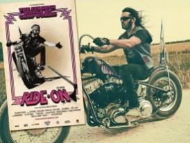 Dokumentarfilme wie »Ride on« gab es seit dem Erfolg von »Choppertown« einige. Den hier finden wir aus zwei gründen spannend. Zum einen weil ein langer Zeitraum abgedeckt wird, zum anderen weil jedes Bike im Film seinen eigenen Soundtrack hat. Und psychedelische B-Movies sind sowieso was ziemlich geiles. Foto: Leah Arwen