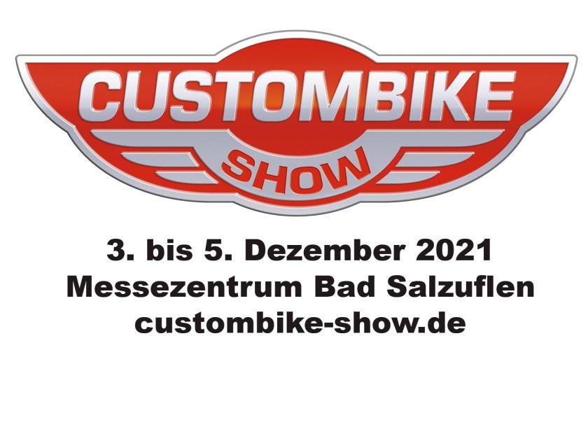 Custombike-Show in Bad Salzuflen – Coming soon!
