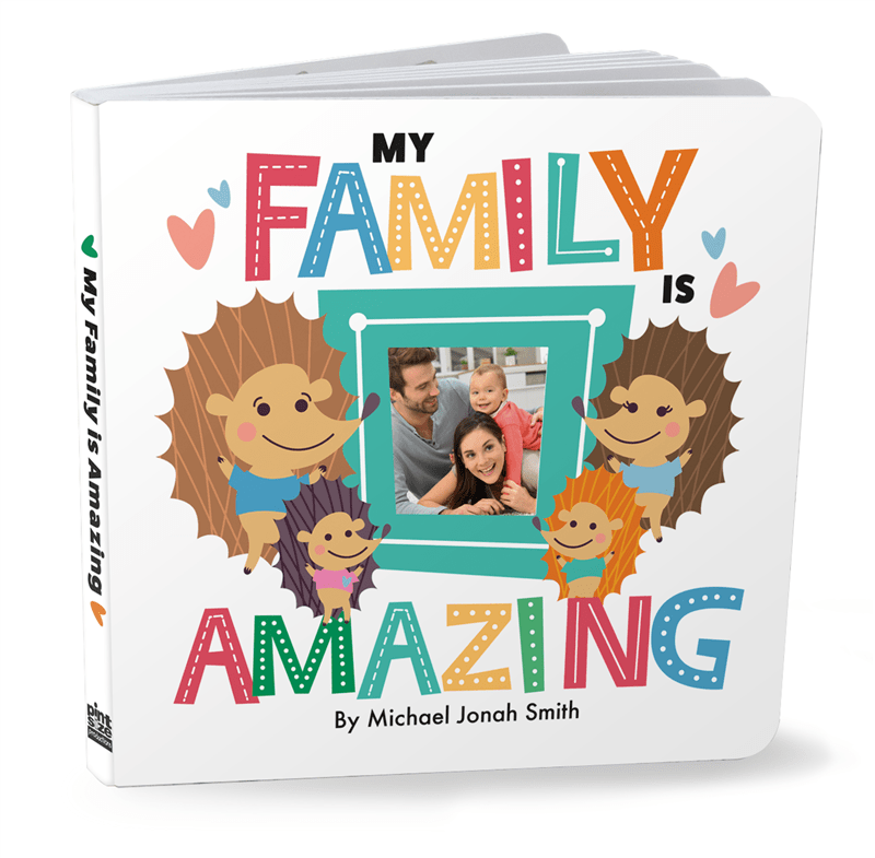 Personalized Board Books: Story Books Made With Your Baby ...