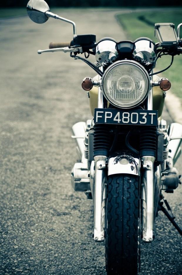 cb400, nc36, honda classic, restoration, cb400f, singapore