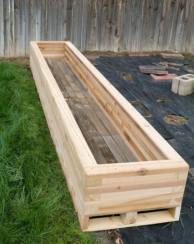 Garden Planter Raised