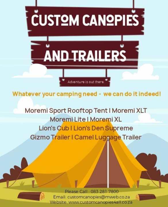 custom trailers south africa