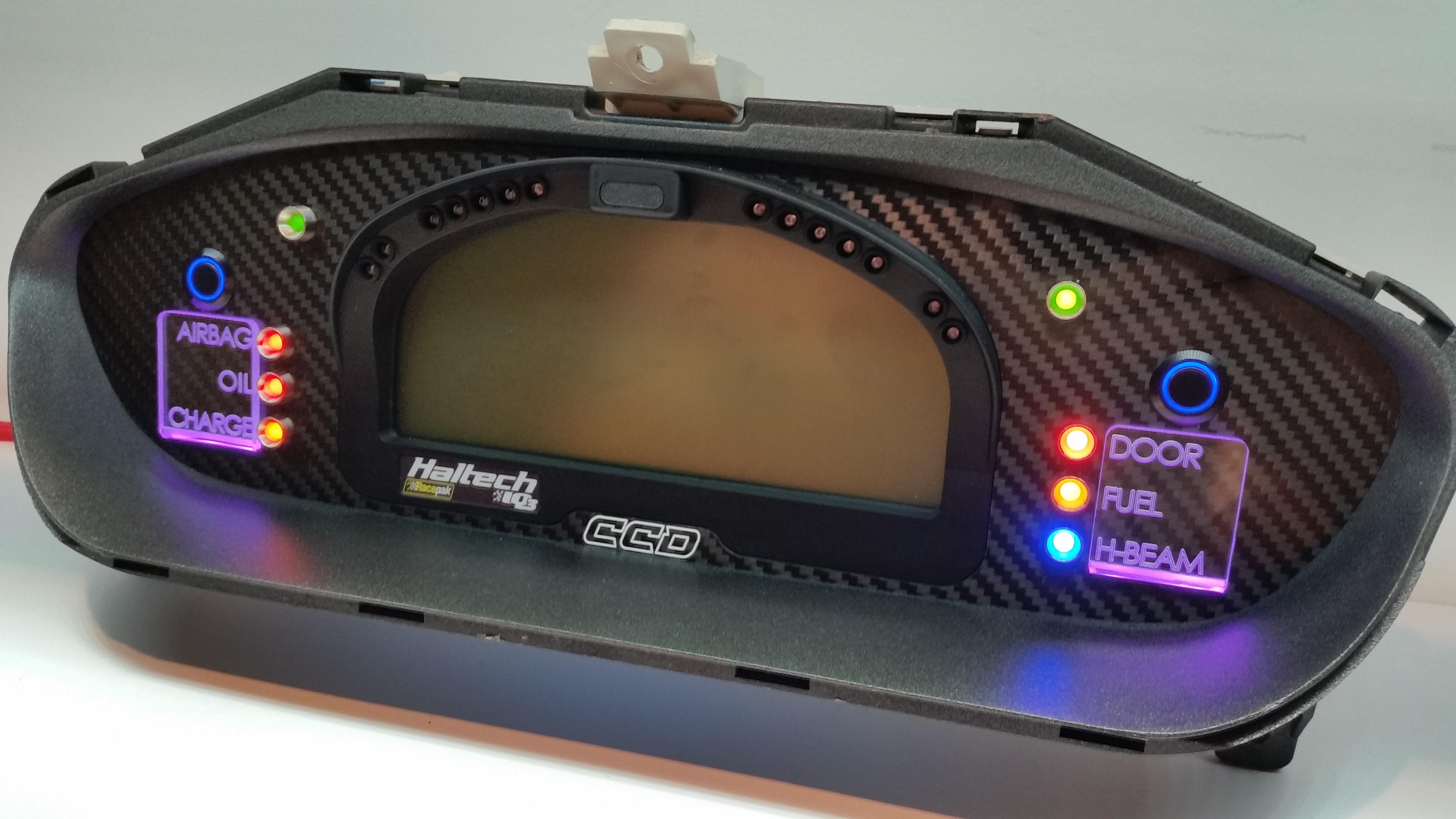 s14 240sx custom cluster racepak purple right view 91 integra fuse box diagram
