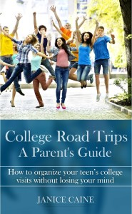 College Road Trips A Parent's Guide