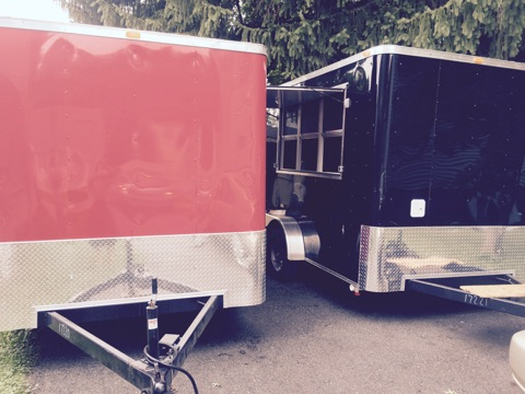 Custom Food Trailers Delaware