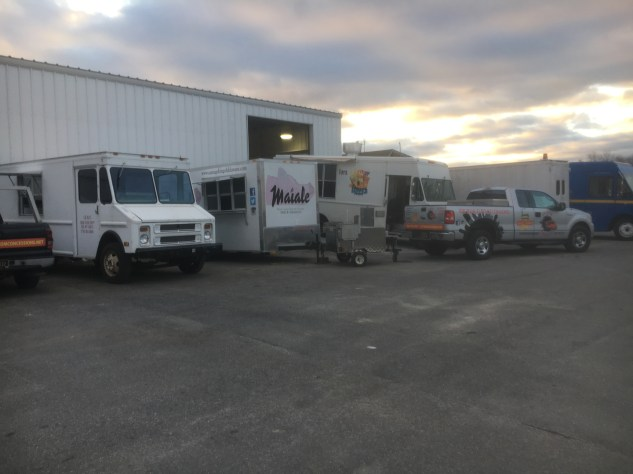 Custom Food Trucks Delaware 2018