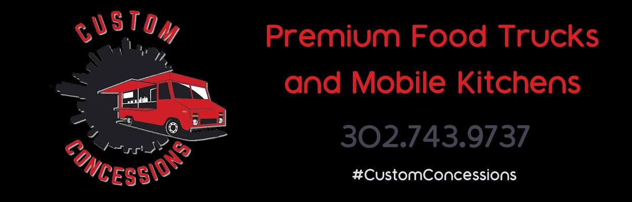 Premium Food Trucks and Mobile Kitchens