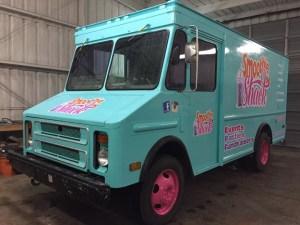 Smoothie Shack Food Truck