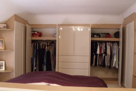 Sleep better at night with fitted bedroom furniture Fitted bedroom furniture  such as built in wardrobes can help allocate a   home  for everything  making it easy to sort your space