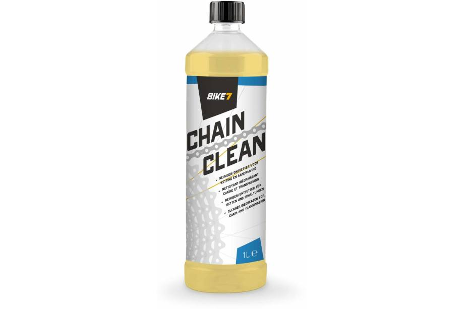Bike 7 chain cleaner