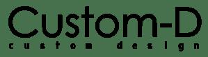 Logo Custom-D 3