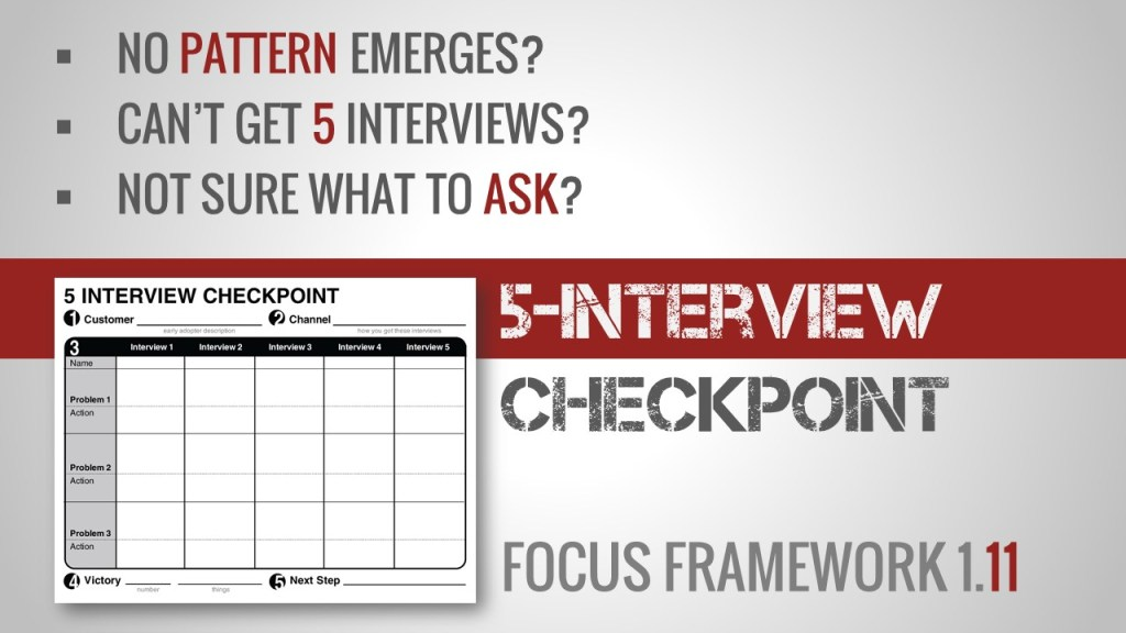 5-Interview Checkpoint