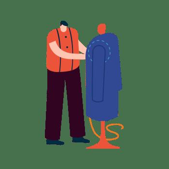 Personalise customer relationships
