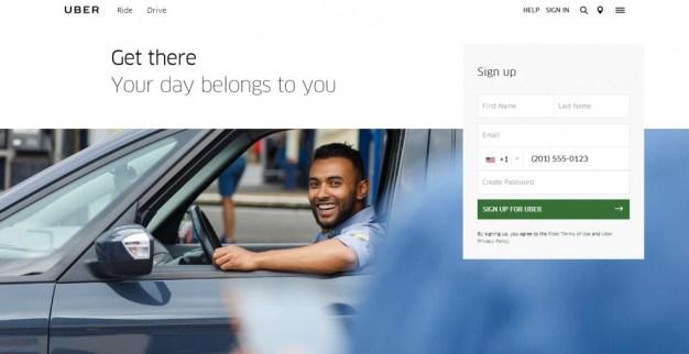 Uber's value proposition