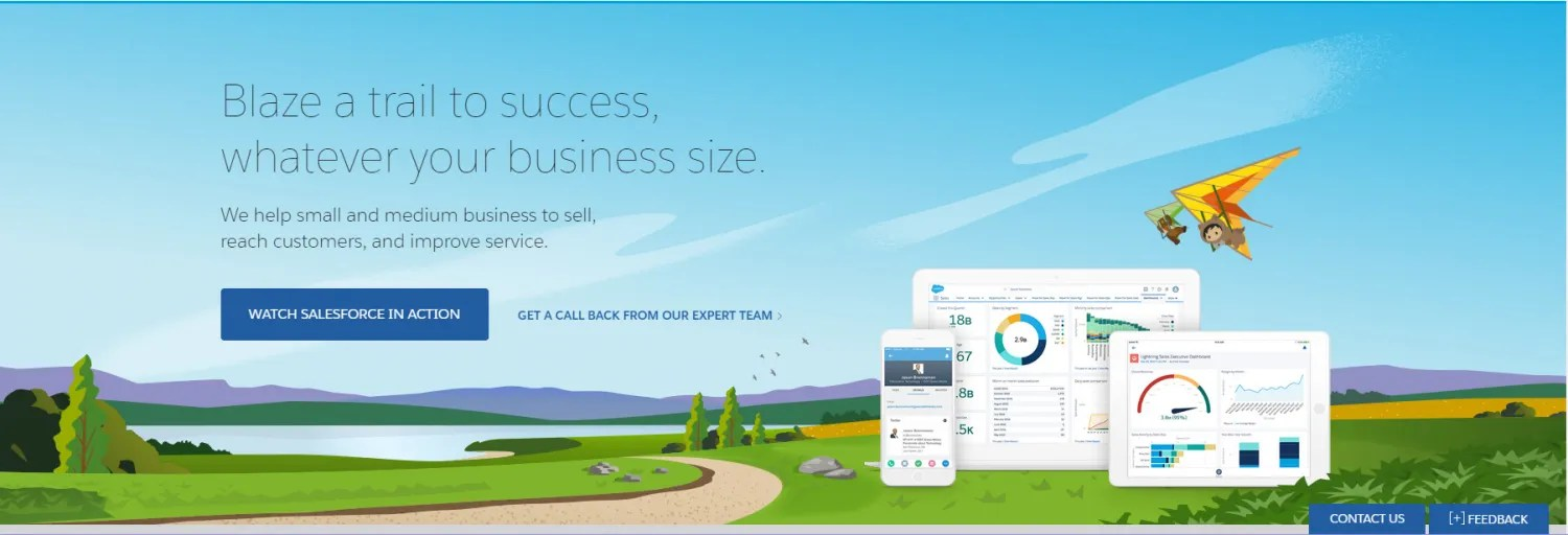 salesforce value proposition