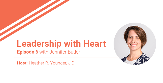 Episode 6: Why Leaders with Heart Know That They Cannot Do it Alone