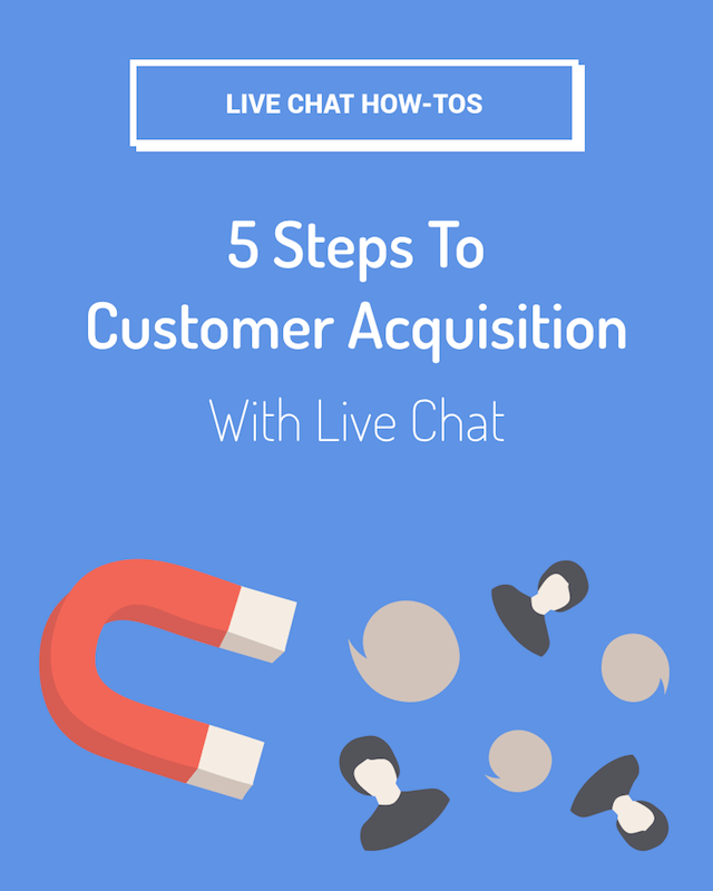 Customer Support & Service With Live Chat