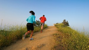 Video on how to run uphill