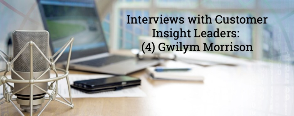 Gwilym Morrison interview
