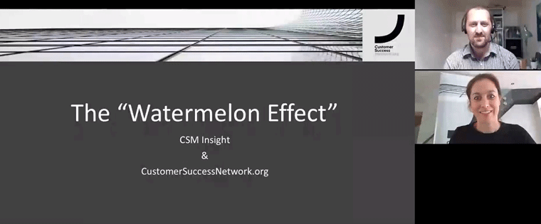 """The """"Watermelon Effect"""""""