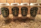 Starbucks Personalized travel mug