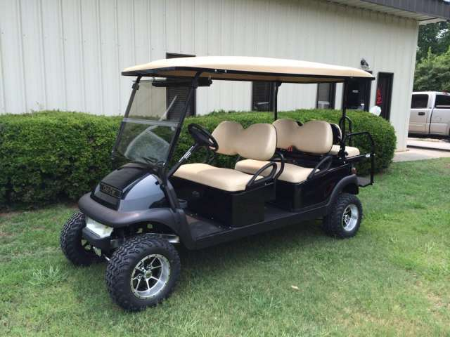 ... Car Golf Cart - Custom Golf Carts Columbia | Sales, Services & Parts