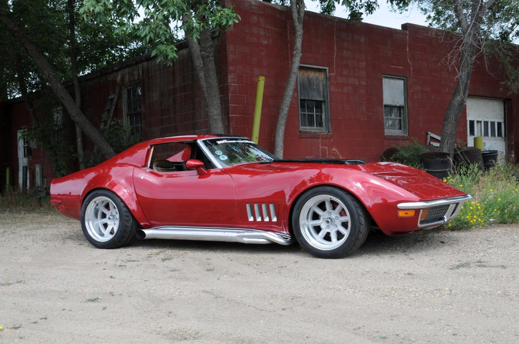Michelle Custom Image Corvettes
