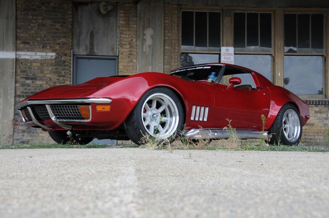 Michelle Custom Image Corvettes