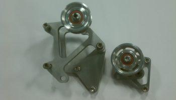 LS1 SWAP AC BRACKETS FOR THE R4 COMPRESSOR - Custom Image