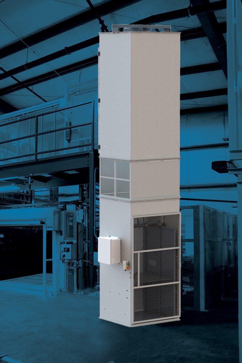 TL-M Series Dumbwaiter lift