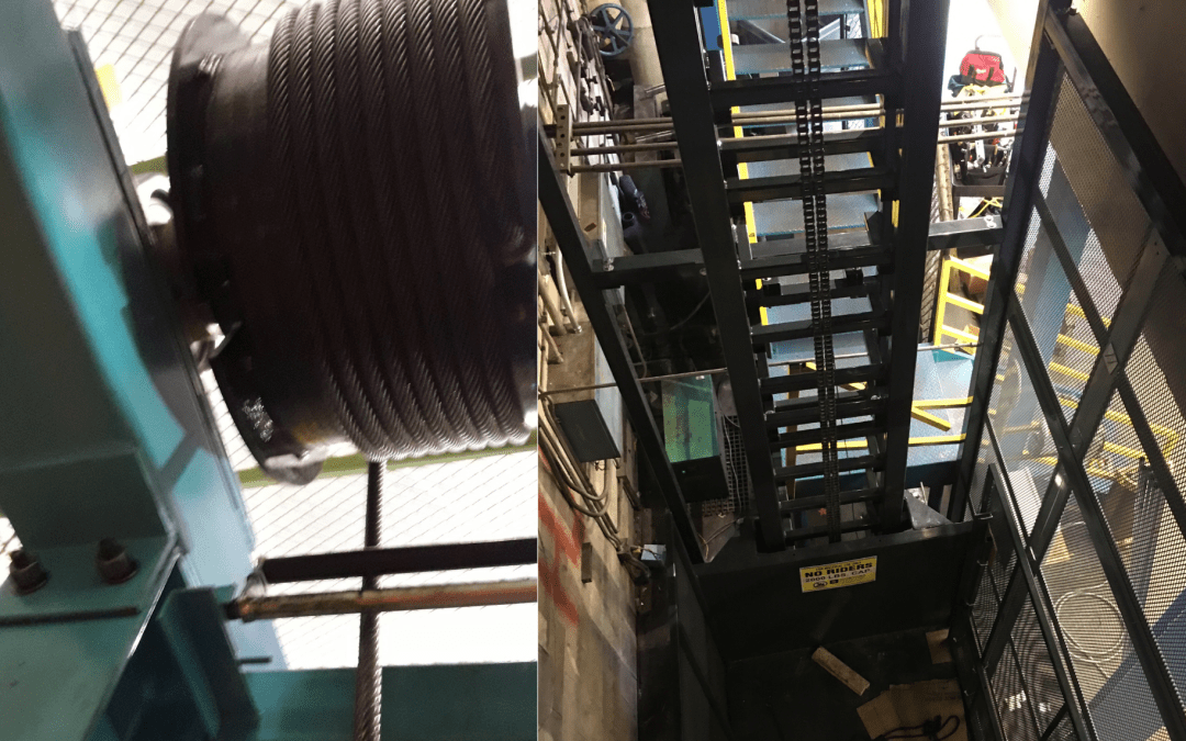 Wire Rope versus Roller Chain