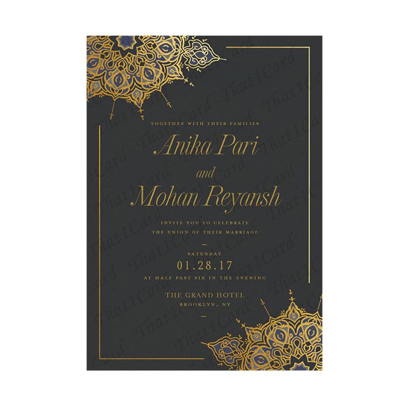 25 Pea Wedding Invitation Templates Sle Exle Card Gifts Cards In Chennai