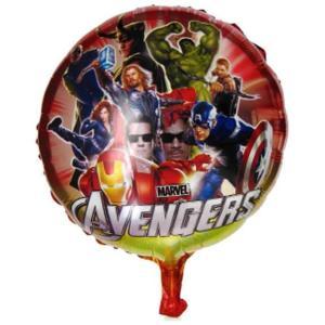 "avengers boys 18"" foil round balloon"