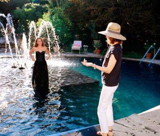 Natalie Portman - Miss Dior Back