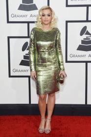 Rita Ora by Lanvin