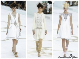 Paris Fashion Week – Chanel Haute Couture fall-winter 2014-2015 collection