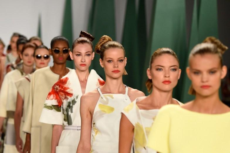 Carolina Herrera - MB Fashion Week - NY