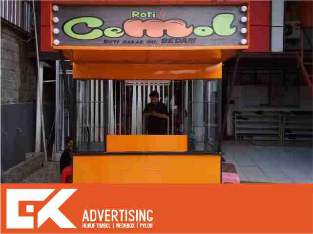 advertising di purwokerto pembuatan gerobak jualan