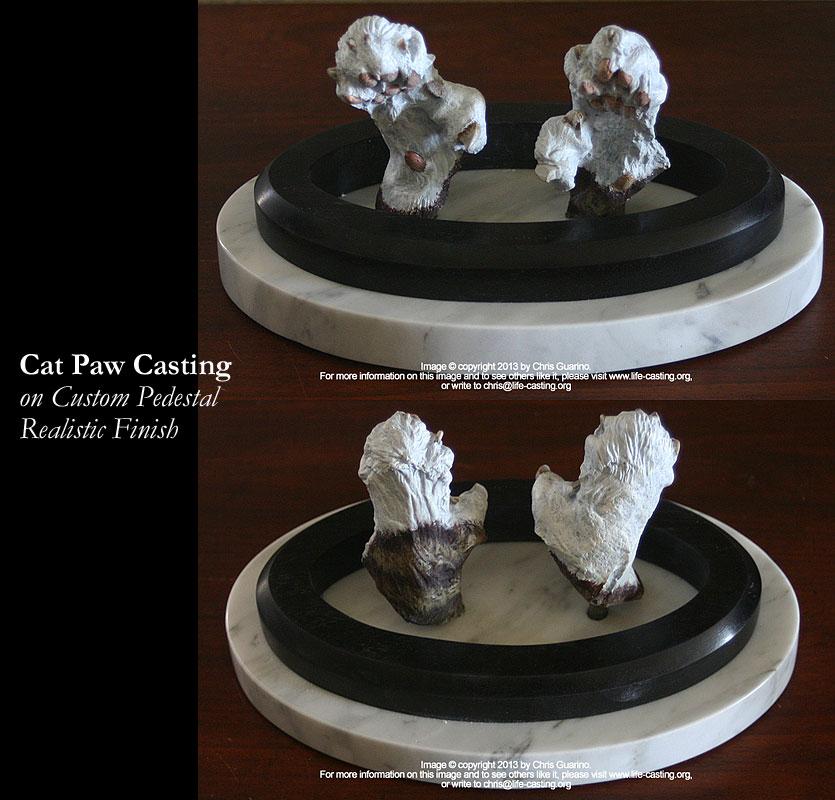 Cat Paw Casting