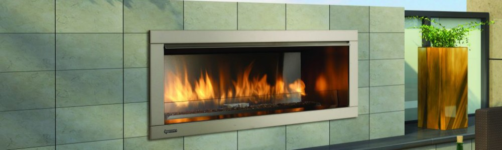 Astria Outdoor Fireplaces Available at Custom Outdoor Living of Southern Nevada
