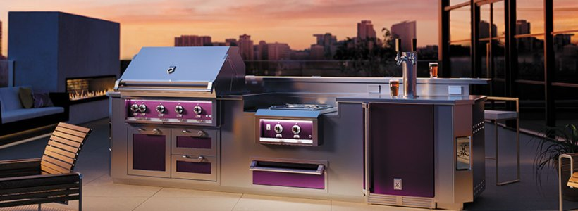 Innovative Outdoor Kitchen Products - Professional Barbecue Grills & Accessories