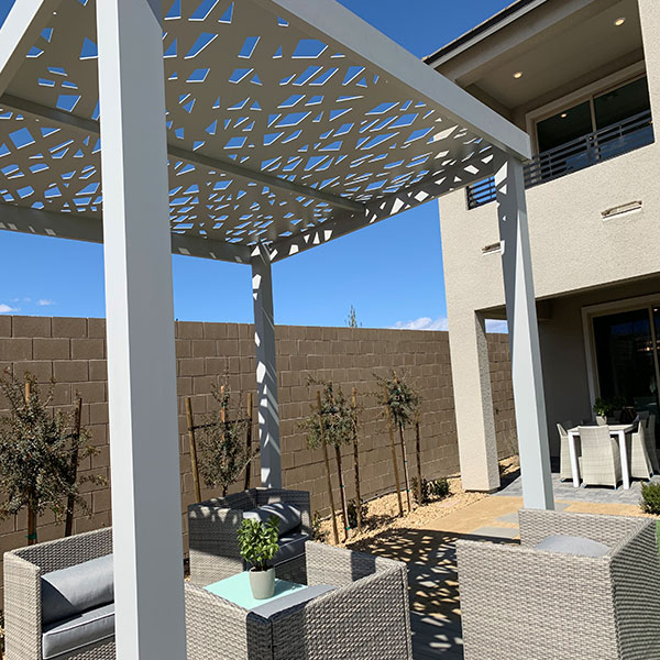 4k aluminum products patio cover