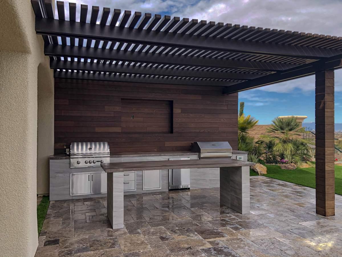 Custom Outdoor Kitchen Contractor Las Vegas, Nevada ... on Custom Outdoor Living id=91972