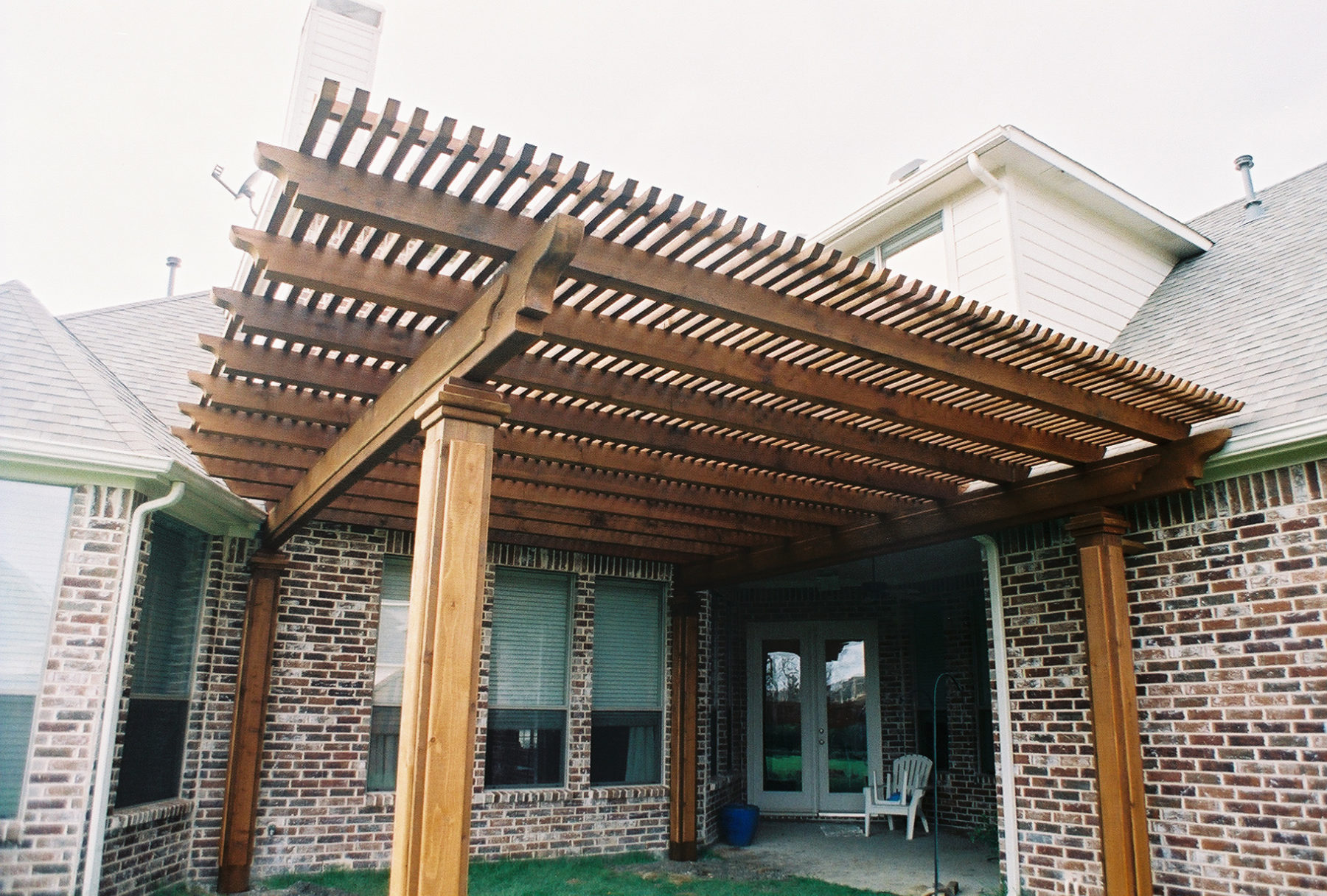Spaced 2 215 2 Shade Structures Custom Patio Designs