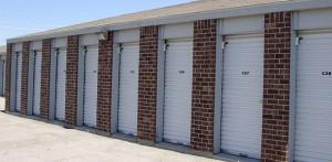 engraved signs storage units